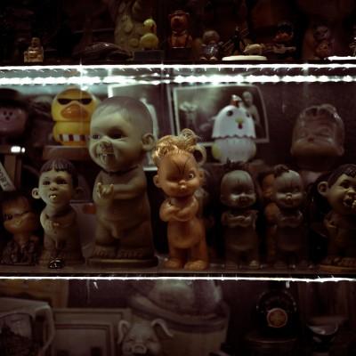 some dolls